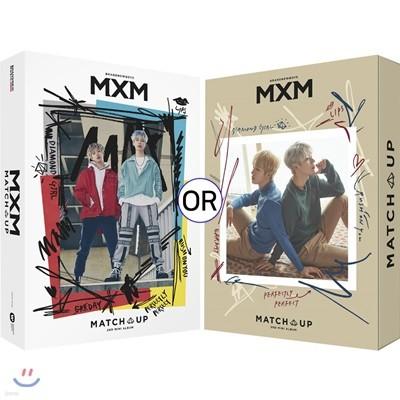 MXM (BRANDNEW BOYS) - 미니앨범 2집 : MATCH UP