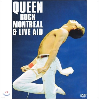 Queen (퀸) - Rock Montreal & Live Aid [2DVD]