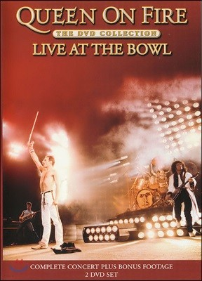 Queen - Queen On Fire: Live At The Bowl 퀸 1981년 라이브 [2DVD]
