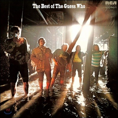 The Guess Who (더 게스 후) - The Best Of The Guess Who [LP]
