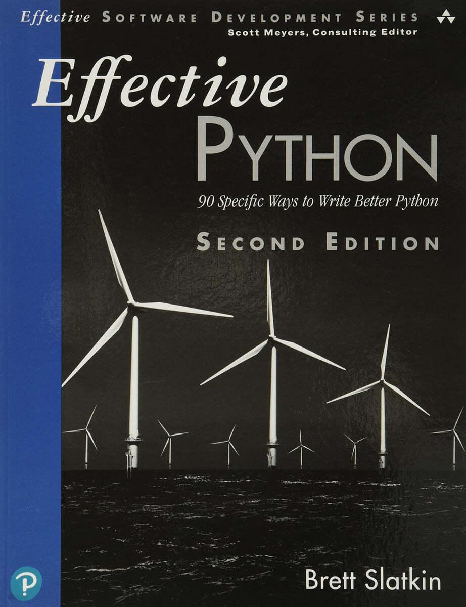 Effective Python, 2/E