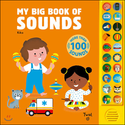 My Big Book of Sounds: More Than 100 Sounds