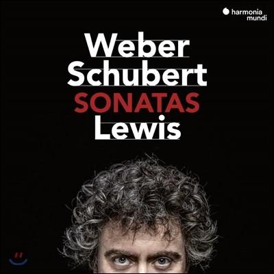Paul Lewis 베버 / 슈베르트: 피아노 소나타 (Weber / Schubert: Piano Sonatas)