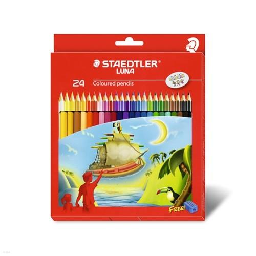 스테들러 루나 색연필 24색세트