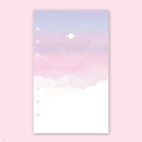 [A6] 6공 다이어리 리필 속지_트윙클