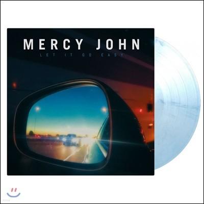 Mercy John (머시 존) - Let it go easy [블루 & 화이트 컬러 LP]
