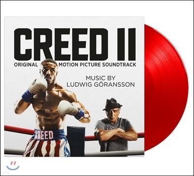 크리드 2 드라마음악 (Creed ll OST by Ludwig Goransson) [레드 컬러 LP]
