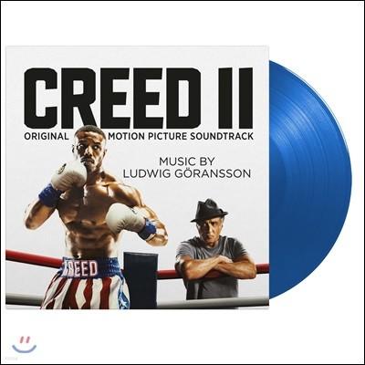 크리드 2 드라마음악 (Creed ll OST by Ludwig Goransson) [블루 컬러 LP]