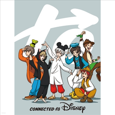 Various Artists - Connected To Disney (한정반)