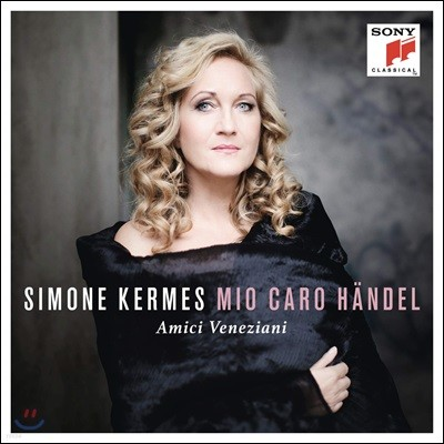 Simone Kermes 헨델: 오페라 아리아집 (Mio Caro Handel)