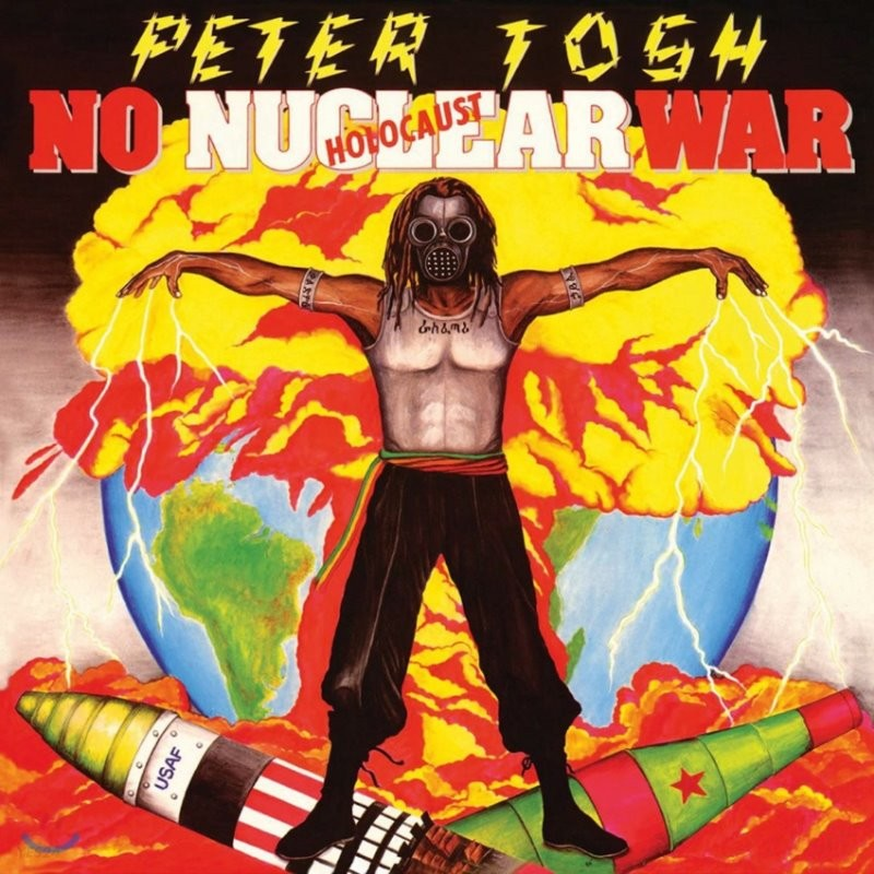 Peter Tosh (피터 토쉬) - No Nuclear War [LP]