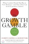 Growth Gamble