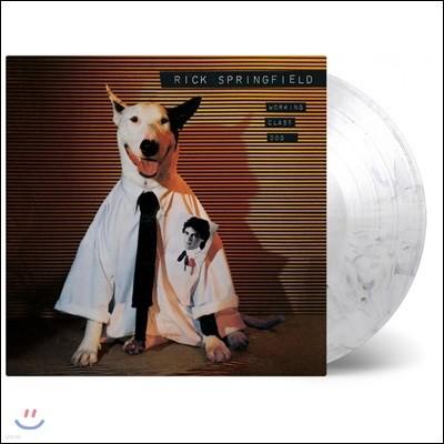 Rick Springfield (릭 스프링필드) - Working Class Dog [블랙 & 화이트 믹스 컬러 LP]