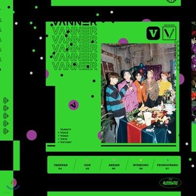 배너 (Vanner) 1집 - V
