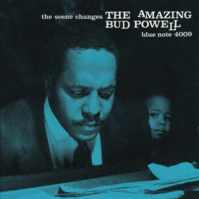 Bud Powell - Scene Changes (UHQCD)(Limited Edition)(일본반)