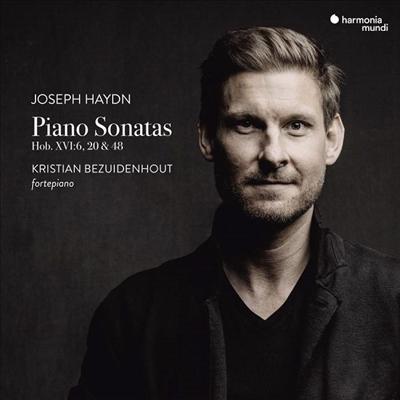 하이든: 피아노 소나타 13, 33 & 58번 (Haydn: Piano Sonatas Nos.13, 33 & 58) - Kristian Bezuidenhout