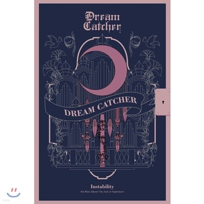 드림캐쳐 (Dreamcatcher) - 미니앨범 4집 : The End of Nightmare [Instability ver.]