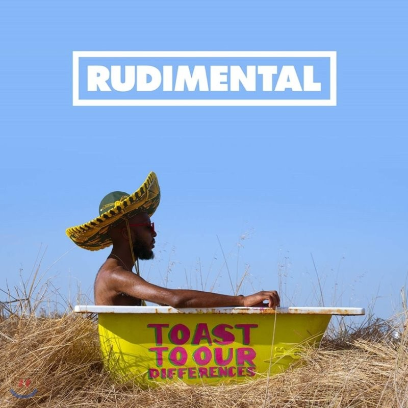 Rudimental (루디멘탈) - Toast To Our Differences 3집