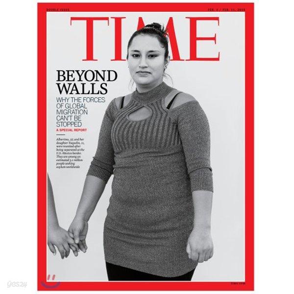 Time (주간) - Asia Ed. 2019년 02월 04일