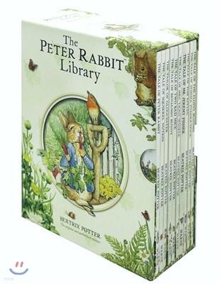피터 래빗 빈티지 라이브러리 10종 박스 세트 : Peter Rabbit Vintage Library