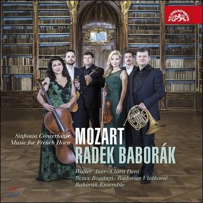 Radek Baborak 모차르트: 프렌치호른을 위한 2중주, 신포니아 콘레츠탄테 (Mozart: Music for French Horn KV297b, K487)