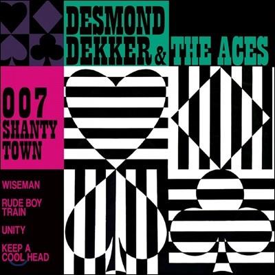 Desmond Dekker & The Aces (데스몬드 데커 & 디 에이시스) - 007 Shanty town [LP]