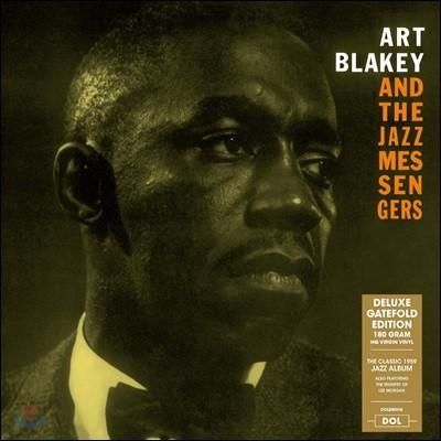 Art Blakey And The Jazz Messengers (아트 블레이키 앤 재즈 메신저) - Messengers (Deluxe) [LP]