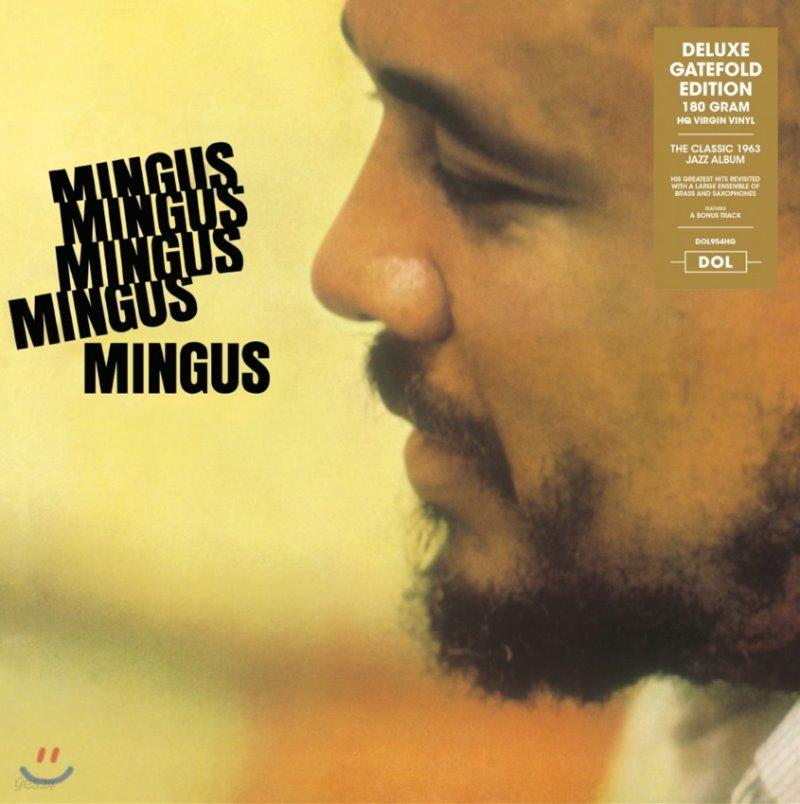 Charles Mingus (찰스 밍거스) - Mingus Mingus Mingus Mingus Mingus [LP]