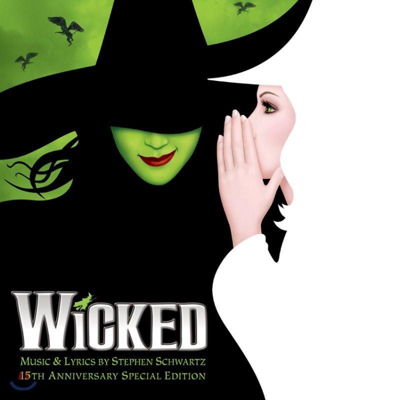 뮤지컬 `위키드` 15주년 기념 앨범 (Wicked - Original Broadway Cast Recording)