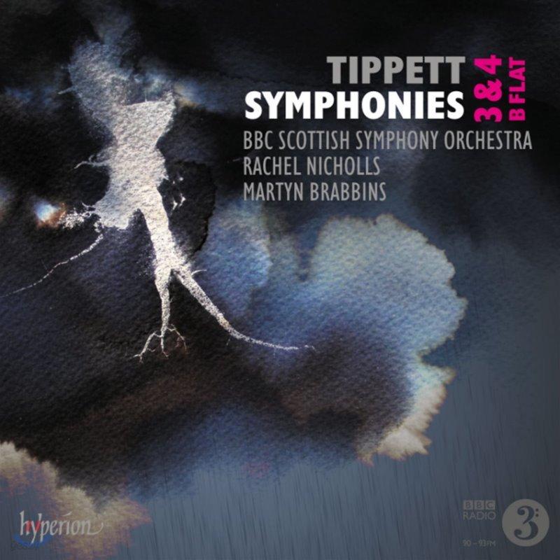 Martyn Brabbins 마이클 티펫: 교향곡 3-4번, B플랫 (Michael Tippett: Symphonies Nos 3-4, B flat)