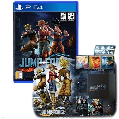 PS4 점프 포스 한글 한정판