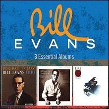 Bill Evans (빌 에반스) - 3 Essential Albums (The Riverside Years)