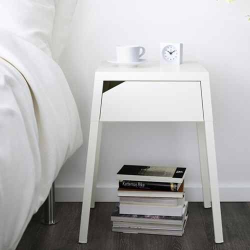 이케아 SELJE 침대협탁(46x37 cm)