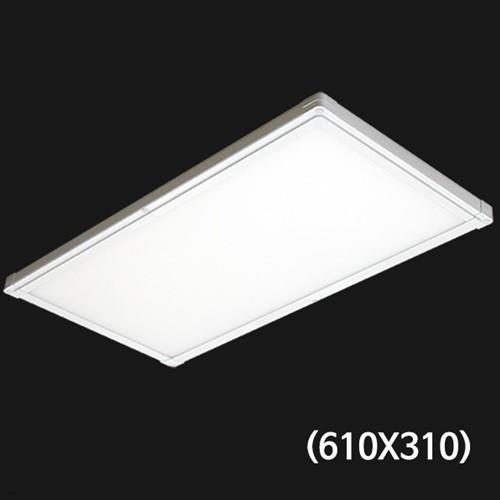 LED아크릴거실등 무타공평판 엣지조명(610X310) 30W