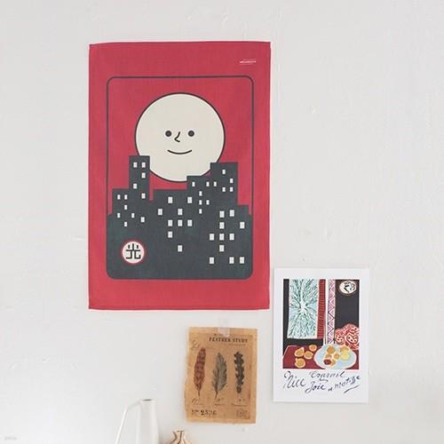 모던화투 시리즈 패브릭 포스터 / 가리개커튼