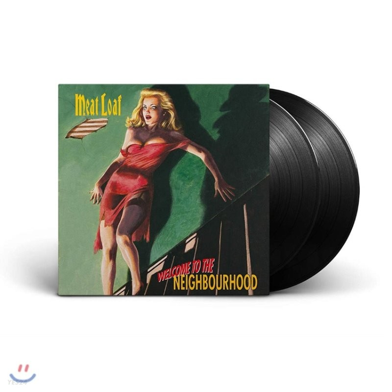 Meat Loaf (미트 로프) - Welcome To The Neighbourhood 7집 [2LP]