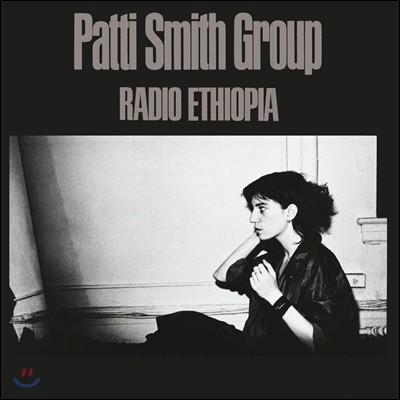 Patti Smith Group (패티 스미스 그룹) - Radio Ethiopia 2집 [LP]