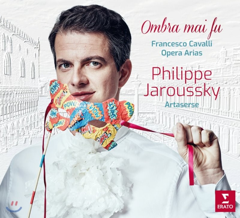 Philippe Jaroussky 프란체스코 카발리: 아리아 작품집 '그리운 나무 그늘' (Francesco Cavalli: Ombra mai fu) [LP]
