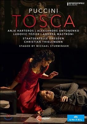 Christian Thielemann 푸치니: 오페라 '토스카' (Puccini: Tosca)