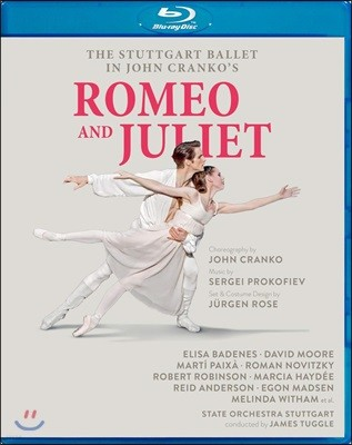 The Stuttgart Ballet 존 크랭코: 로미오와 줄리엣 (John Cranko: Romeo And Juliet)