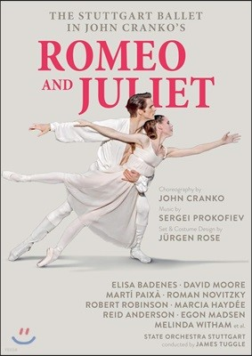 The Stuttgart Ballet 존 크랭코: 로미오와 줄리엣 (John Cranko: Romeo And Juliet) [2DVD]