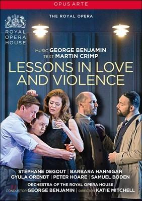 George Benjamin 조지 벤자민: 오페라 '사랑과 폭력의 수업' (Benjamin: Lessons In Love And Violence)