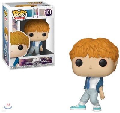 Funko POP! Rocks Vinyl Figure BTS : Jimin