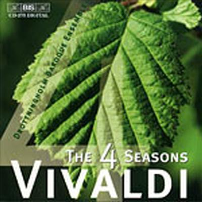 비발디 : 사계 (Vivaldi : The Four Seasons) - Nils-Erik Sparf