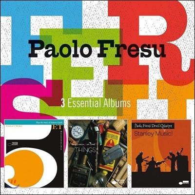 Paolo Fresu (파올로 프레수) - 3 Essential Albums