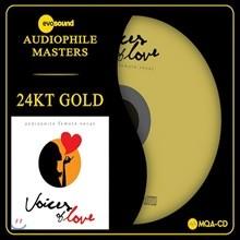 오디오파일 여성 보컬 모음집 (Voices of Love: Audiophile Female Vocal) [Gold CD]