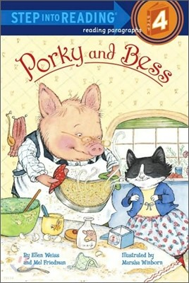 Step into Reading 4 : Porky and Bess