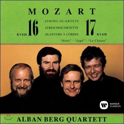 Alban Berg Quartett 모차르트: 현악 사중주 16, 17번 (Mozart: String Quartets K458, 428)