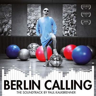 Paul Kalkbrenner - Berlin Calling (베를린 콜링) (Soundtrack)(Gatefold)(Poster)(180G)(2LP)