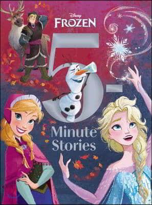 Disney Frozen 5-minute Stories 디즈니 겨울왕국 스토리북